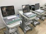 Ordinateur portable de l'équipement de l'hôpital échographe
