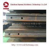 Norma chinesa GB2585-2007 75kg de ferro de aço