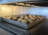 3 Tellersegment-elektrischer Ofen der Plattform-6, elektrischer Ofen für Kuchen-System, elektrischer Ofen