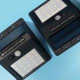 LEDの太陽軽い庭センサーライト