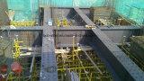 현대 고층 건물 강철 구조물 건축