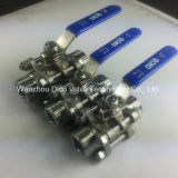 Oem of marks 3 Pieces ball valve (factory outlets)