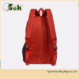 Rot-typischer Wasser-beständiger Nylonnotizbuch-Rucksack für Computer