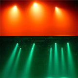 광저우 단계 점화 공장 공급 7X15W RGBW 풀 컬러 LED 소형 당 점화