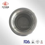 fabricante sanitario del adaptador de la virola de la virola del tubo de la virola de Triclover del acero inoxidable de 3A-14 Wmp