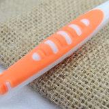 最も普及した旅行ホテルの浴室のアクセサリの使い捨て可能な歯ブラシセット