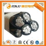 Cabo 50mm2 3 núcleos de bainha de PVC isolamento XLPE cabo de alimentação