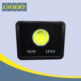 Indicatore luminoso esterno della PANNOCCHIA LED della lampada di inondazione del LED 100W