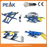 Deux Table élévatrice à ciseaux de plate-forme matériel et les outils de réparation automobile (SX07)