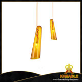 現代古典的なホームロビーの装飾的なガラス吊り下げ式ライト(MD10930)