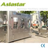 Eau de source complète de machines de remplissage Ligne d'emballage d'eau minérale