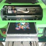 Imprimante de T-shirt de Digitals de couleurs de la taille 8 du Nuwa-Gicleur A3 d'orientation