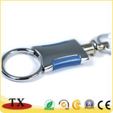 Promoção Carro de impressão de metal chaveiro