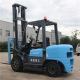 Himmel-Blau 3 Tonnen-Gabelstapler mit Isuzu C240 dem Motor hergestellt in China