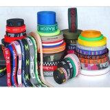 袋の綿のウェビングの衣服のアクセサリのための良質の綿のウェビング