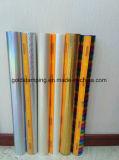 Lámina para gofrar caliente modificada para requisitos particulares para el papel