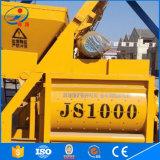 Js1000b Twin modèle de boîte de vitesses Cycloidal bétonnière au Pakistan