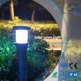 LED de luz solar césped al aire libre en el jardín