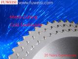 La barra de acero Cermet de corte de hoja de sierra de la punta de 285 X 2,0 X 1,7 X 32 X 72t