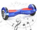 """8つの""""大人のための電気Hoverboardのバランスをとっている固体タイヤ2の車輪の自己"""