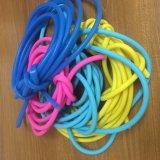 De RubberBuis van het Silicone van de kleur, RubberSlangen, de Elastische RubberBuis van het Silicone
