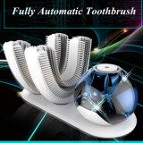 Beste verkaufenprodukt-vollautomatische Zahnbürste-neue Entwurfs-drahtlose Ladung-elektrische mit Ultraschallzahnbürste
