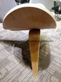 Modern Simple Nordic Solid Bent Wood Flesh for Restoring Outdoors