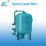浄水のための自動水晶砂フィルター