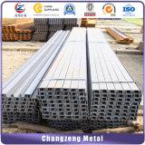 50*25-200*80mm JIS Ss400によって転送されるCチャネルの鋼鉄(CZ-C26)