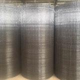 Galvanizado en caliente mallas soldadas con revestimiento de zinc de alta
