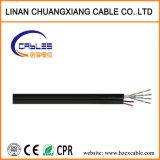 4 пары UTP кабель Cat5e+ кабель питания и кабель LAN/ кабель связи/ кабель компьютера