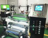 Hohe Präzision automatischer Matallized Hochgeschwindigkeitsfilm-aufschlitzende Maschine