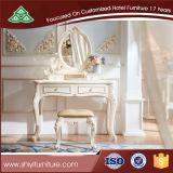 prix d'usine Fashion Design Coiffeuse Commode avec tiroirs et le miroir