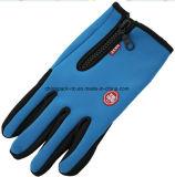 I migliori guanti magici personalizzati prezzo poco costoso di vendita dello schermo di tocco di natale per la mano di riciclaggio di Smartphon scaldano