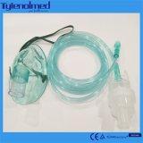 Masque médicamenteux à usage médical de nébuliseur de PVC avec kit Aeresol