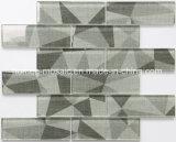 Venta caliente cocina mosaico de vidrio Backsplash de inyección de tinta