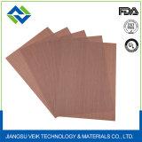 Materiale rivestito di teflon termoresistente dello strato PTFE
