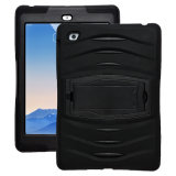 Caisse hybride d'armure de caisse de tablette pour l'iPad 3 4 5