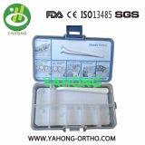 Jogos ortodônticos do molde dos acessórios do produto dental novo