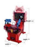 娯楽によってフリーズされる英雄の射撃のアーケード・ゲーム機械