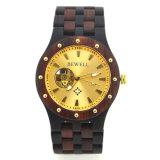 Man Volledige Houten Polshorloge Houten Recentste Relojes koopt Horloges in China