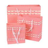 Высокое качество бумаги подарок мешки с ручками (YH-PGB061)