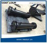 Fon tes de condensador arrefecido a água do tubo do Shell, Trocador de Calor, 3A HP~200HP