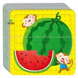 Personalizar Frutas Jigsaw Puzzle de papelão de papel