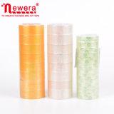 BOPP embalaje retráctil de núcleo de plástico adhesivo acrílico de cinta de papelería