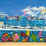 Zhongshan Jinbo paseos infantil océano gira danzas Fuente Atracciones Parque de Atracciones Atracciones para la venta