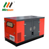 Produzione di energia raffreddata ad acqua del generatore diesel silenzioso economico