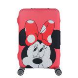 2018 dessins et modèles Frock Valise Trolley Sac valise de la Chine usine Couvercle cache bagages en gros