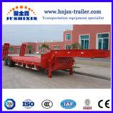 Jushixin Hersteller-Bauernhof-Traktoren, Exkavator-Absinken-Plattform-niedriger Bett Lowboy halb Schlussteil