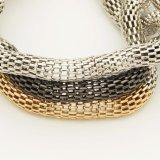 Juwelen Drie van de manier de Armband van de Keten van het Netwerk van de Lantaarn van de Kleur voor Unisex-Juwelen